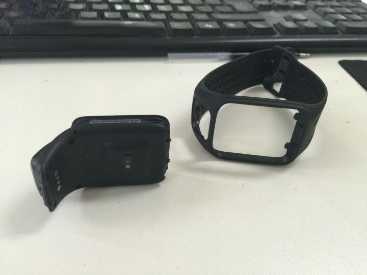 TomTom 手表 Spark Cardio +Music GPS实时心率音乐智能运动手表 含蓝牙耳机【跑步 骑行 游泳 记步】黑色L 晒单图