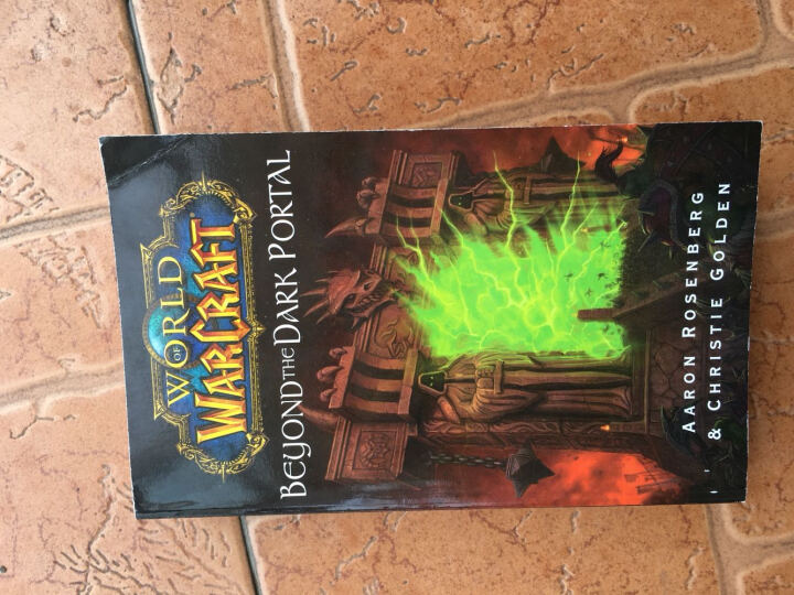World of Warcraft: Beyond the Dark Portal[魔兽世界:穿越黑暗之门] 晒单图
