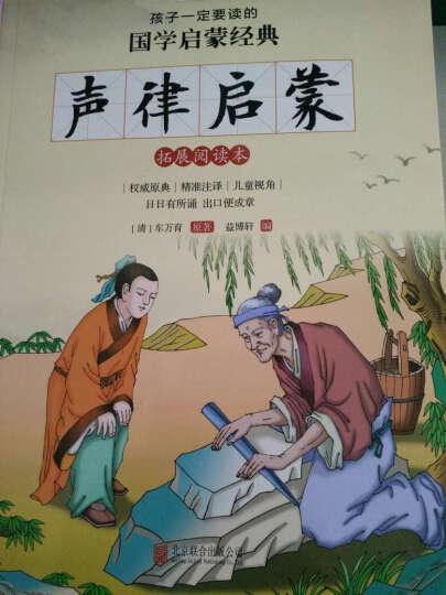 中华传统美德故事(拼音美绘本)/语文新课标分级阅读丛书 晒单图