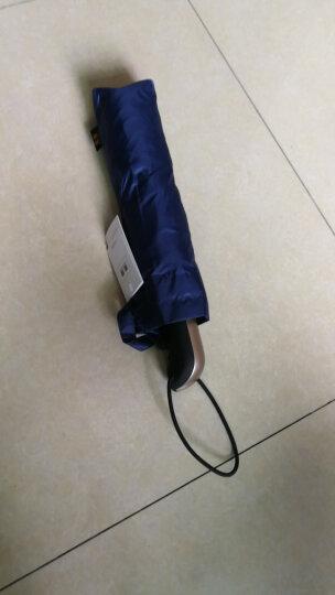 美度 全自动男士商务折叠伞10骨加大防风晴雨伞 M3219蓝色 晒单图