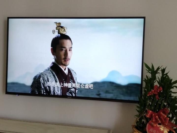 TCL 65A860U 65英寸32核人工智能 超智慧 超薄4K 超高清电视机(银色) 晒单图