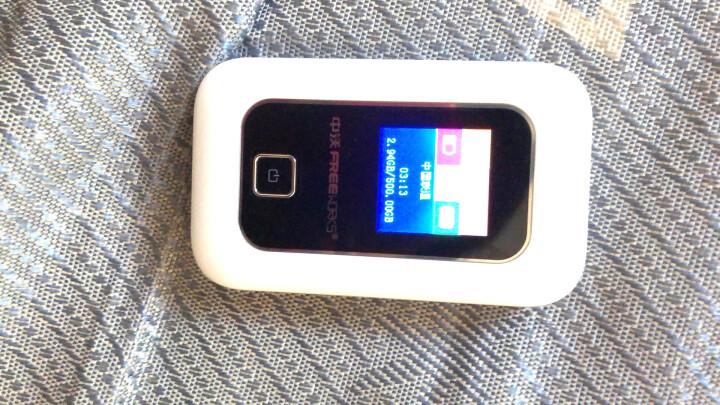 【送流量卡】中沃4g无线路由器移动随身随行wifi无限流量SIM卡托3g便携车载mifi上网卡宝神器 彩屏三网通-联通移动4G3G电信4G 晒单图