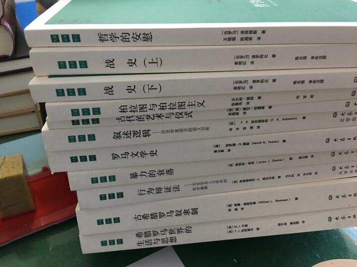 大象学术译丛第二编(套装11册) 晒单图