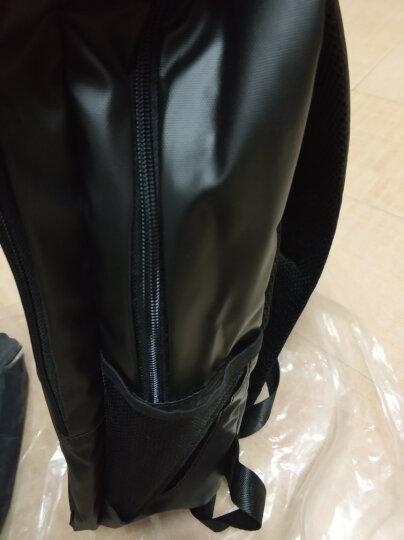 高尔夫GOLF双肩包时尚学生背包防水男士双肩书包大容量15.6英寸电脑包多功能笔记本包 灰色 防水轻便结实 晒单图