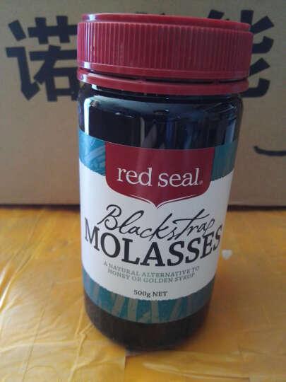 澳洲 新西兰原装Red Seal molasses红印优质黑糖 500g黑蔗糖 晒单图