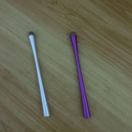 CROSS LINE手写笔 苹果ipad三星小米电容笔  高精度纳米触控笔游戏手写笔 红色 晒单图