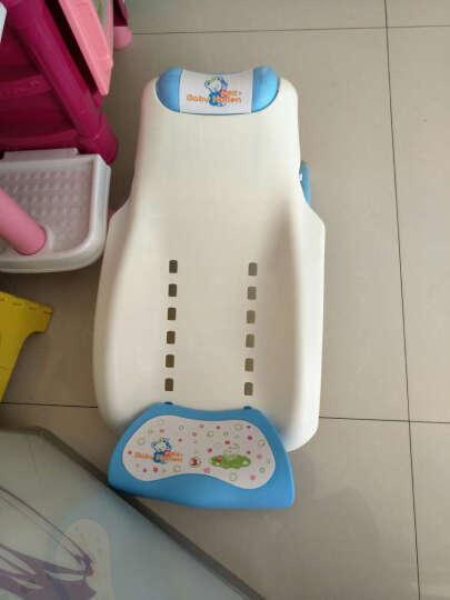 贝贝提(BEIBEITI) 【升级款】贝贝提 儿童洗头椅洗头床大号加厚 绿色洗头椅+洗头杯 晒单图