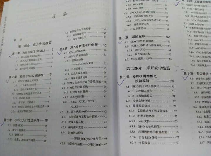 STM32库开发实战指南 晒单图