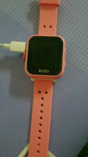 乐视 精逗Kido Watch K2 智能手表 4G智能儿童定位电话手表 粉色 晒单图