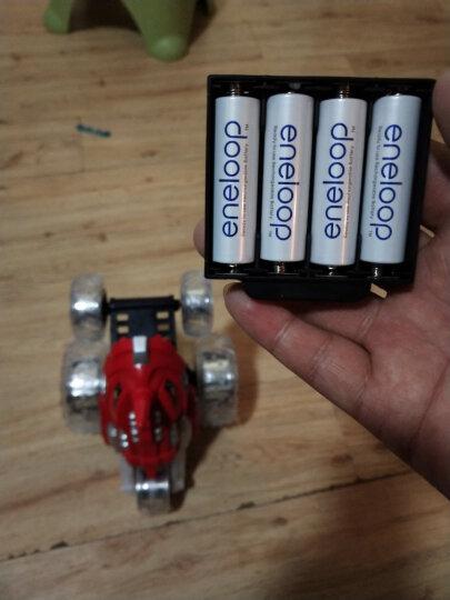 爱乐普(eneloop)充电电池7号七号4节高性能套装适用相机玩具仪器KJ55MCC04C含55快速充电器 晒单图