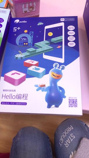 葡萄科技(putao) 数理逻辑训练营 玩具礼盒套装 幼小衔接 早教启蒙益智玩具 晒单图
