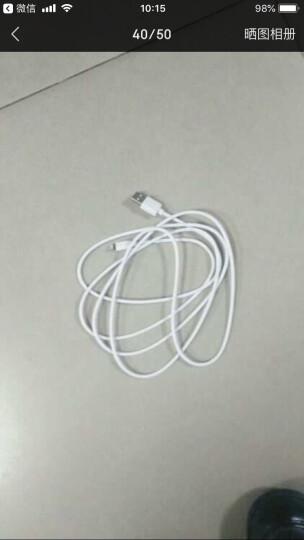 酷波苹果XS Max/XR/8/7/6/5s数据线充电线USB电源线Lighting手机连接线支持iphone5/6s/7Plus/SE/ipad等 2米 晒单图