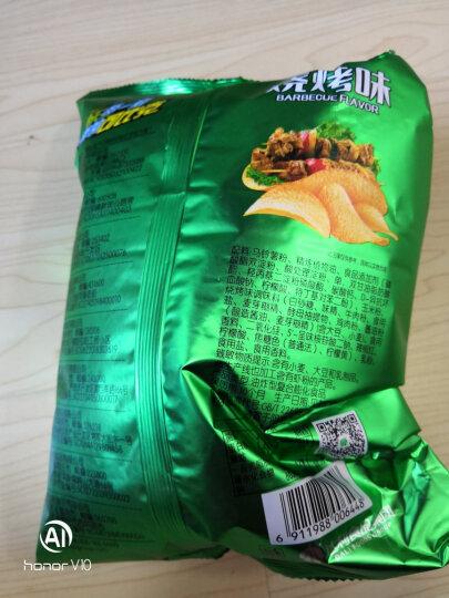 可比克 烧烤味 薯片 办公室休闲膨化零食 60g 新旧包装随机发放 晒单图