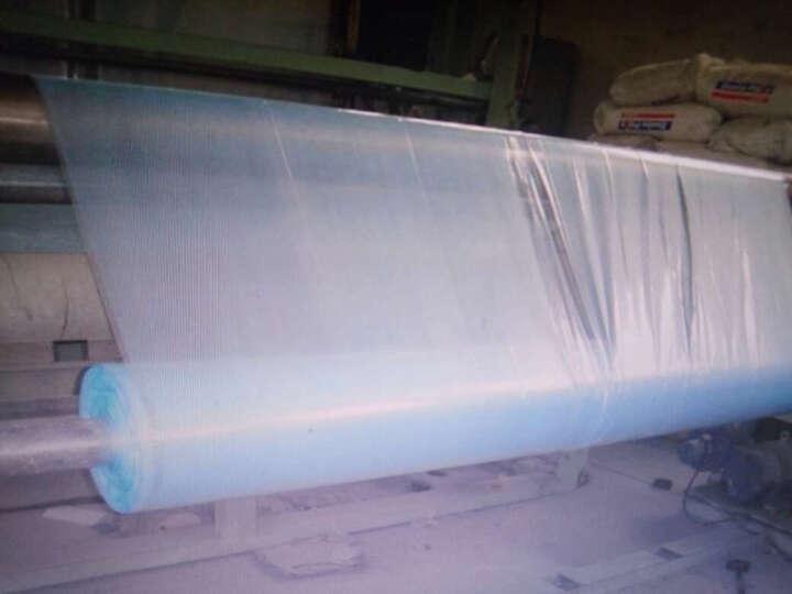 温室塑料薄膜无滴磨 地膜 温室膜 防水膜 防尘膜 保温膜 大棚膜  您需要宽乘长等于你够买的数量 8斤黑地膜 地膜8斤 晒单图