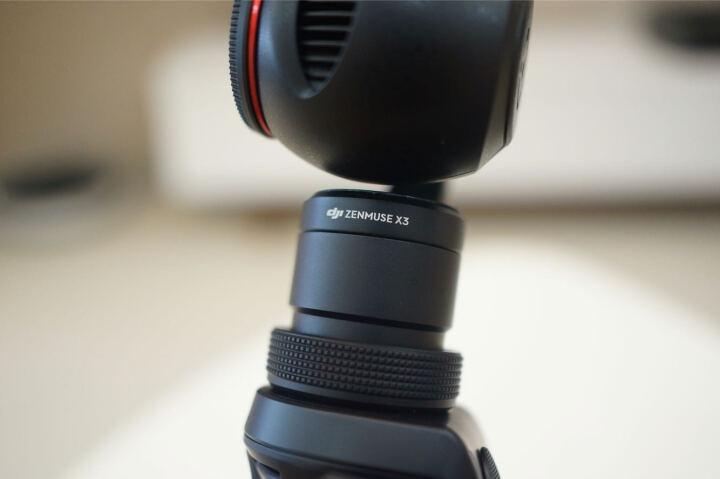 大疆 (DJI) 灵眸OSMO一体式手持云台相机 自拍神器 FQ 晒单图