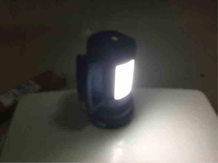 翰光HG200W强光手电筒防水充电手提远射夜钓钓鱼灯探照灯远射1500米 200W双测灯(大三脚架) 晒单图