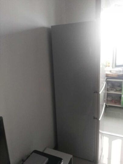万宝(Wanbao) BCD-228SGJ 228升家用三门冰箱冷藏冷冻电冰箱 拉丝金 晒单图