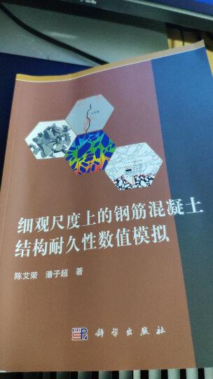 细观尺度上的钢筋混凝土结构耐久性数值模拟 晒单图
