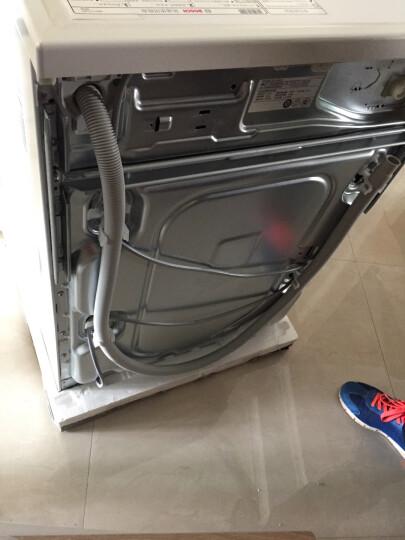 博世(BOSCH) 9公斤 变频 滚筒洗衣机 全触摸屏 静音 除菌 婴幼洗 特渍洗(白色)WAU285600W 晒单图