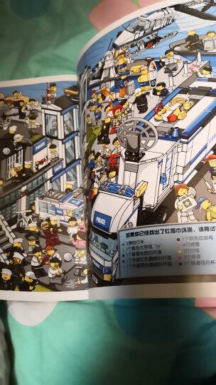 乐高城市超级大搜索系列:坏蛋,哪里逃! 晒单图