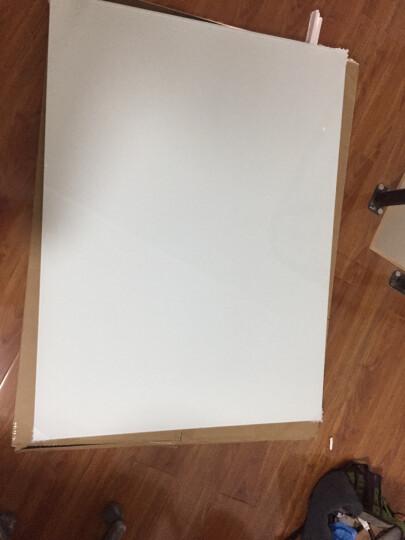 迪美瑞 磁性钢化玻璃白板可拼接固定挂式白板 200cm*100cm 晒单图