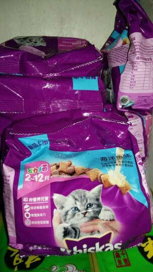 伟嘉(Whiskas)幼猫成长套装 (干湿搭配组合+京东来点1个) 一键购买 晒单图