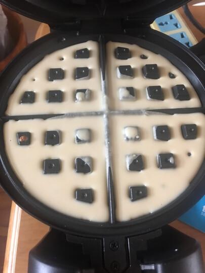 rosenstein&sohne德乐意 翻转华夫饼机多功能全自动电饼铛家用商用薄饼机 晒单图