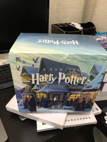 哈利波特英文原版全集1-7全套 Harry Potter JK罗琳 国外原版 美版 晒单图
