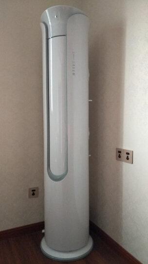 奥克斯 (AUX) 2匹 二级能效 定速冷暖 智能圆柱立柜式空调柜机 微联控制 (KFR-51LW/R1TC01+2) 晒单图