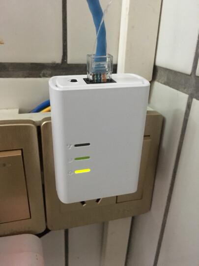 友讯(D-Link) DHP-309AV 500M有线电力猫一对电力线适配器高清IPTV网络拓展 晒单图
