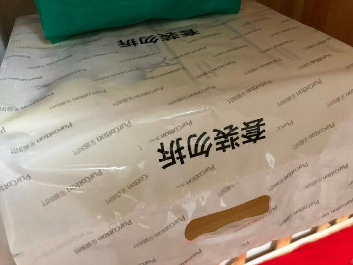 全棉时代(PurCotton)婴儿棉柔巾/抽纸巾 干湿两用 11*20cm 100抽/盒*8 晒单图