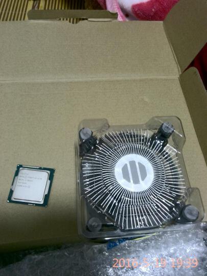 英特尔(Intel)酷睿双核 i3-4170 1150接口 盒装CPU处理器 晒单图