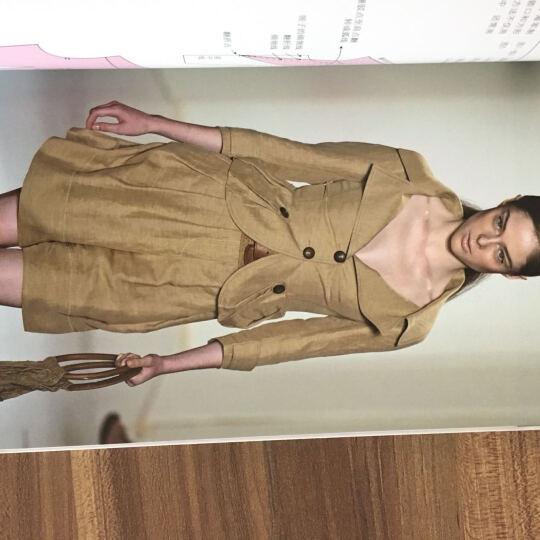 国际时尚设计丛书·服装·时装设计元素:结构与工艺 晒单图
