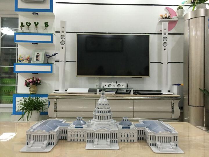 乐立方(CubicFun) 乐立方3D立体拼图积木拼插拼装玩具 世界仿真建筑模型益智拼图 【美国】国会大厦 晒单图