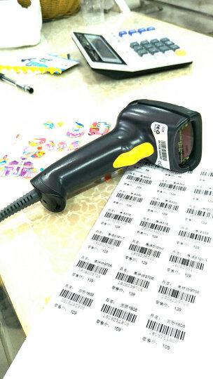 欣码(SINMARK)SK-1208L 扫描枪激光条码枪/条码阅读器 USB接口 黑色 晒单图