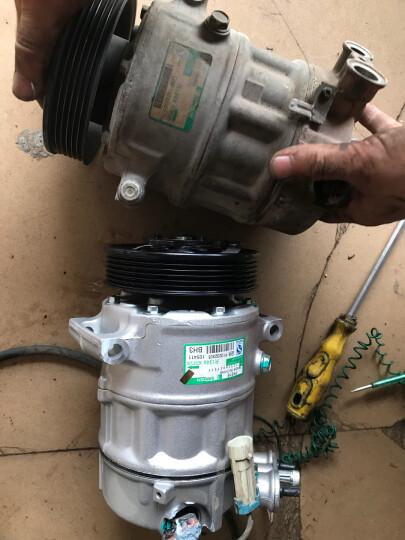 电装 DENSO 汽车氟利昂 冷媒制冷剂 氟油HFC-134A 汽车空调环保雪种(300G) 晒单图