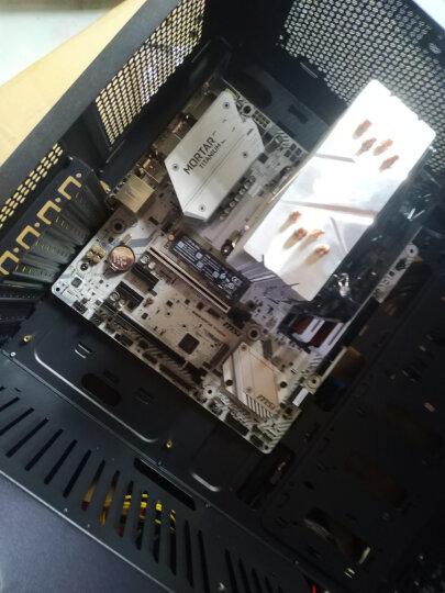 金河田(Golden field)峥嵘Z1静音版电脑机箱 台式水冷主机箱(ATX/MATX/MINI-ITX/铝塑前板/240/360冷排) 晒单图