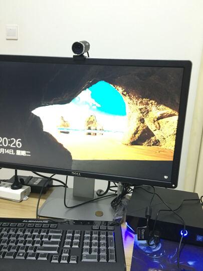 极速/Gsou A20 高清免驱台式电脑摄像头 笔记本家用视频头 带麦克风话筒  高清夜视 晒单图