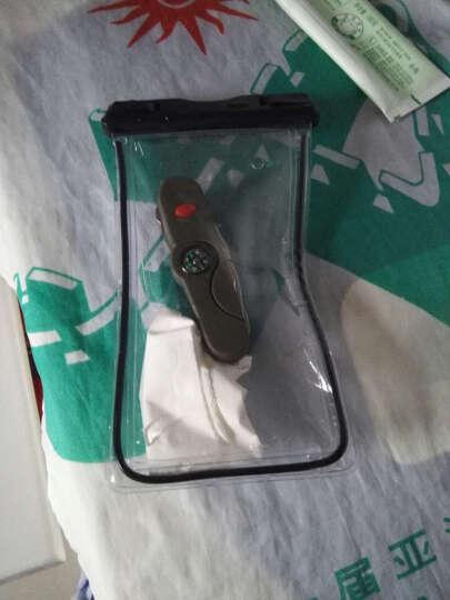 希途(Citoor) 手机防水袋大屏手机5.7寸 C2P32防水包游泳配件 黑色 晒单图