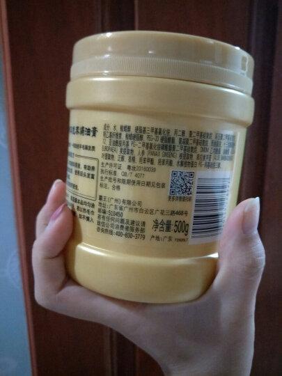 霸王(BAWANG) 买2送1霸王丝滑柔顺发膜倒膜营养护发素 烫染修护植物精华橄榄免蒸焗油膏500g 晒单图