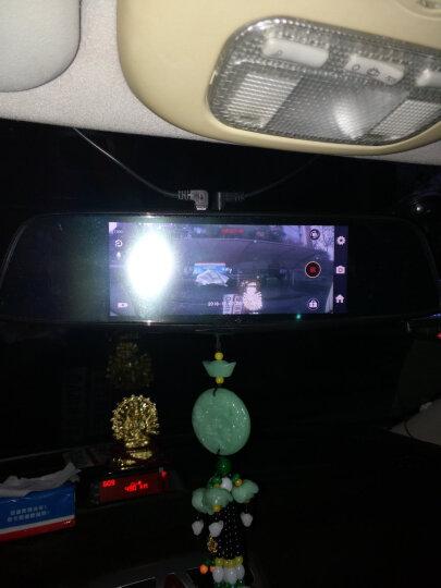 行车记录仪12/24V降压线24小时停车监控 车载专用电源线低压断电 不间断供电  晒单图