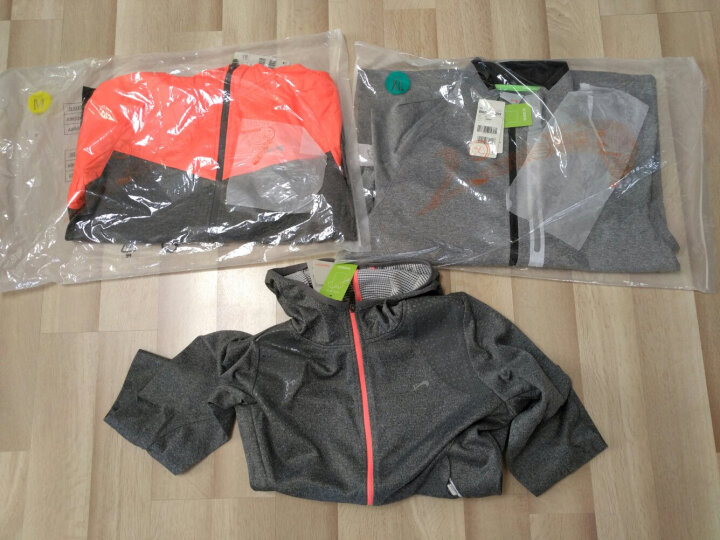 贵人鸟男士针织衫休闲修身毛衣立领纯色外套韩版男装衣服开衫1068009 -4黑色 XL 晒单图