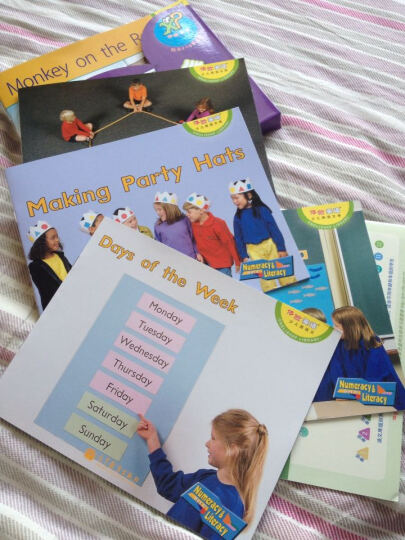 体验英语少儿阅读文库 setA 日常生活(第5级)(适合10-12岁)(10册+MP3) 晒单图