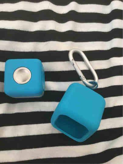 Polaroid/宝丽来CUBE+运动相机摄像机cube第二代防震小巧迷你摄相机灵活性好 硅胶套红色(不含相机) 晒单图