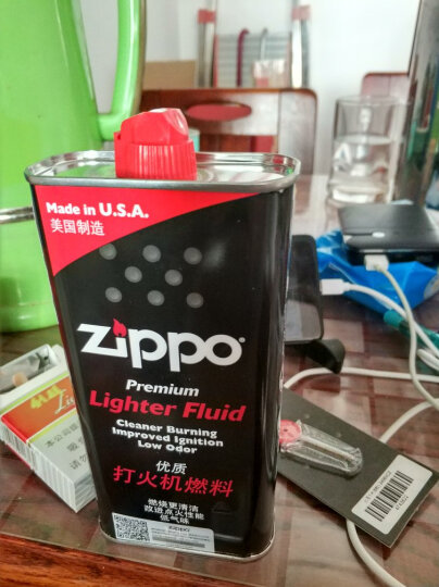 之宝(zippo)打火机油 355ml大罐煤油 火机煤油 晒单图