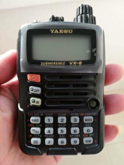 摩托罗拉(Motorola) YAESU 八重洲FT-70DR双频段数字手持对讲机 原装行货正品 标配 晒单图