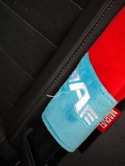 漫威(Marvel)汽车安全带套护肩套(一对装) 内饰装饰 正版漫威美国队长 晒单图