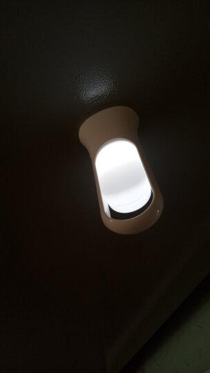 松下(Panasonic)LED人体感应USB充电手电筒小夜灯HHLT0227 淡雅金 1.4W 晒单图