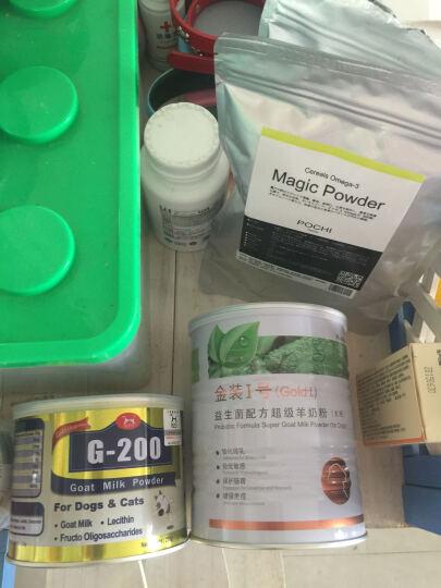 纽牌 金装1号 益生菌配方超级羊奶粉(犬用)350g 晒单图