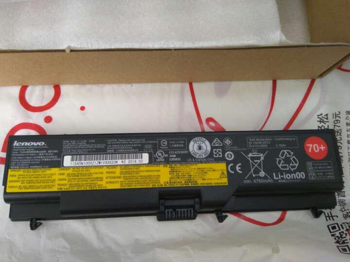 ThinkPad 原装0A36302笔记本电池6芯增强型(适用于T/L/W系列) 晒单图